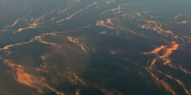 Pollution in Seas
